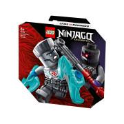 LEGO Ninjago Komplet za epsku bitku: Zane protiv nindroida (71731)