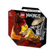 LEGO Ninjago Komplet za epsku bitku: Kai protiv skulkina (71730)