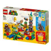 LEGO Super Mario Gospodar svoje pustolovine, komplet za tvorce (71380)