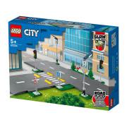 LEGO City Town Ploče za cestu (60304)