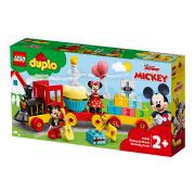 LEGO DUPLO Mickeyjev i Minniein rođendanski vlak (10941)