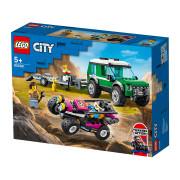 LEGO City Great Vehicles Transporter trkaćeg buggyja (60288)