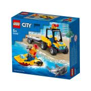 LEGO City Great Vehicles  ATV za spašavanje na plaži (60286)