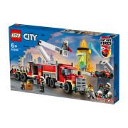 LEGO City Fire Vatrogasna jedinica (60282)