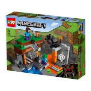 """LEGO Minecraft """"Napušteni"""" rudnik (21166)"""