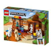 LEGO Minecraft Tržnica (21167)