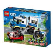 LEGO City Police Policijski transporter za zatvorenike (60276)