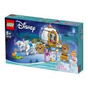 LEGO Disney Princess Pepeljugina kraljevska kočija (43192)