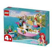 LEGO Disney Princess Arielin čamac za proslavu (43191)