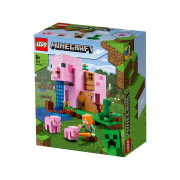 LEGO Minecraft Svinjska kuća (21170)