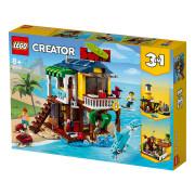 LEGO Creator Surferska kuća na plaži (31118)