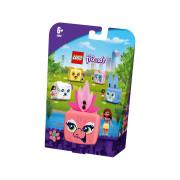 LEGO Friends Olivijina kocka flamingo (41662)