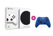 Xbox Series S 512GB + Xbox bežični kontroler (plavi)