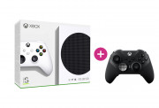 Xbox Series S 512GB + Xbox Elite Series 2 bežični kontroler