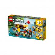 LEGO Creator Buildings Riječni brod-kuća (31093)