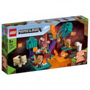 LEGO Minecraft Zakrivljena šuma (21168)