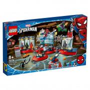 LEGO Super Heroes Napad na brlog pauka (76175)