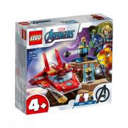 LEGO Super Heroes Iron Man protiv Thanosa (76170)
