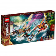 LEGO Ninjago Morska bitka na katamaranima (71748)