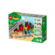 LEGO DUPLO Željeznički most i tračnice (10872)
