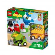 LEGO DUPLO Moj prvi vozni park (10886)