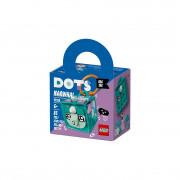 LEGO DOTS Privjesak za torbu narval (41928)