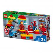 LEGO DUPLO Superjunački laboratorij (10921)