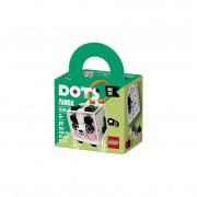LEGO DOTS Privjesak za torbu panda (41930)