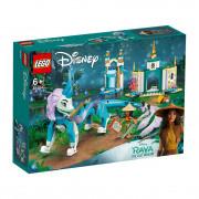 LEGO Disney Raya i zmajica Sisu (43184)