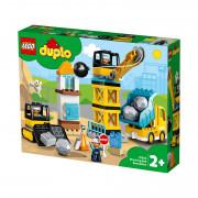 LEGO DUPLO Rušenje kuglom (10932)
