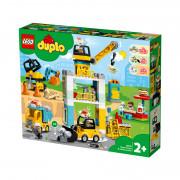 LEGO DUPLO Dizalica i gradnja (10933)
