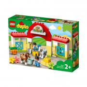 LEGO DUPLO Staja za konje i briga o poniju (10951)