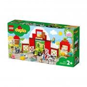 LEGO DUPLO Staja, traktor i briga o životinjama na farmi (10952)