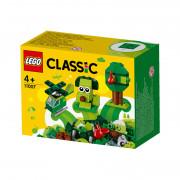 LEGO Classic Kreativne zelene kocke (11007)