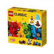 LEGO Classic Kocke i kotači (11014)