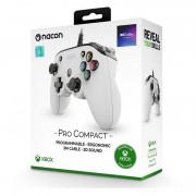 Nacon Pro Compact kontroler (Bijeli)