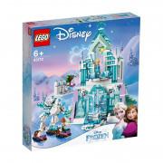 LEGO Disney Elsina čarobna ledena palača (43172)