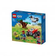 LEGO City ATV za spašavanje u divljini (60300)
