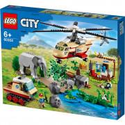LEGO City Spasilačka operacija u divljini (60302)
