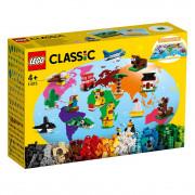 LEGO Classic Širom svijeta (11015)