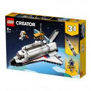 LEGO Creator Pustolovina u svemirskom šatlu (31117)