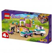 LEGO Friends Dresura konja i prikolica (41441)