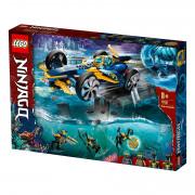 LEGO Ninjago Podvodna jurilica za ninje (71752)
