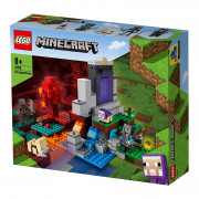 LEGO Minecraft Uništeni portal (21172)