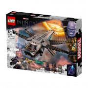 LEGO Super Heroes  Crna Pantera: oklopna letjelica (76186)
