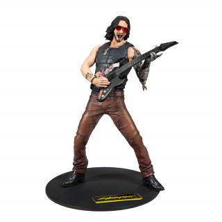 Cyberpunk 2077 Johnny Silverhand Rock'n'Roll Figura Merch