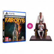 Far Cry 6 Ultimate Edition + Far Cry 6 Lions of Yara statue