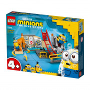 LEGO Minions Malci u Gruovu labosu (75546)