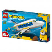 LEGO Minions Malac na pilotskom treningu (75547)