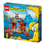LEGO Minions Malci, kung-fu borci (75550)
